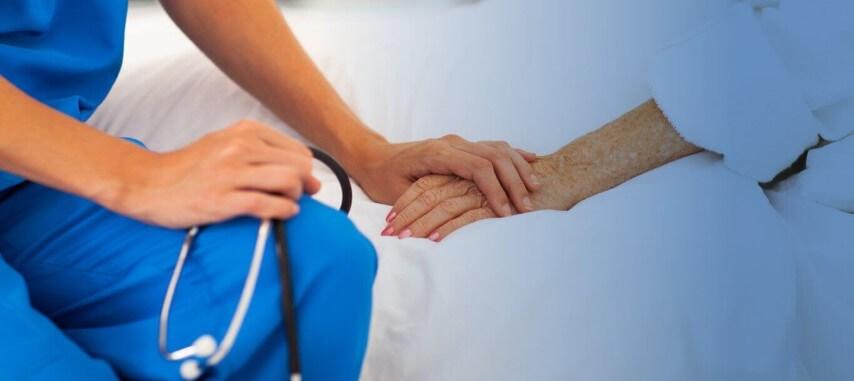 خدمات تمريض منزلي <br> متميزة لأفضل رعاية منزلية