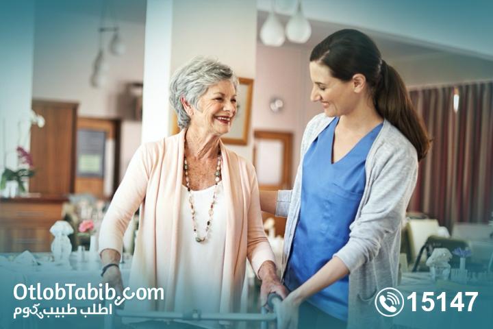 رعاية-المسنين-بالمنزل-القاهرة