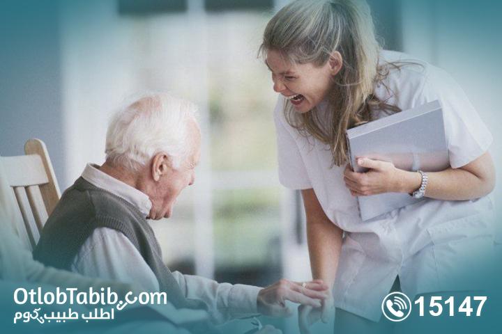 رعاية-المسنين-بالمنزل-مصر