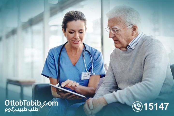 رعاية-المسنين-بالمنزل