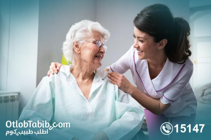 رعاية-مسنين