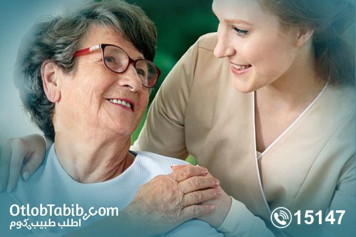 كيفية تقديم رعاية منزلية للمسنين