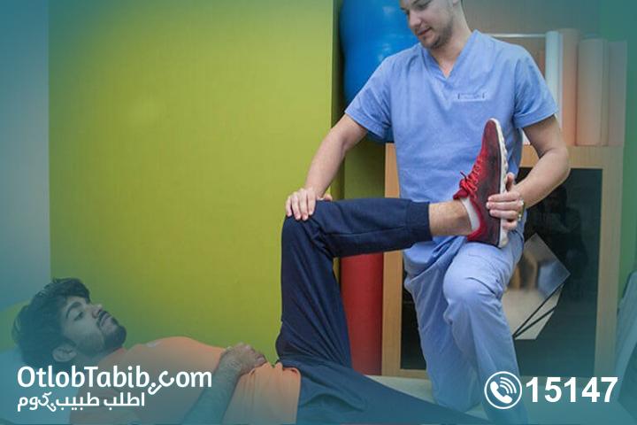 علاج طبيعي اخصائي اصابات ملاعب في مصر