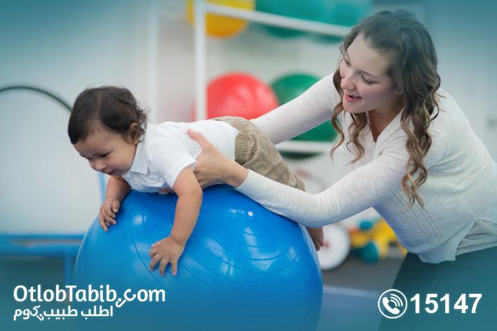 جلسات علاج طبيعي للاطفال وافضل دكتور علاج طبيعي للاطفال