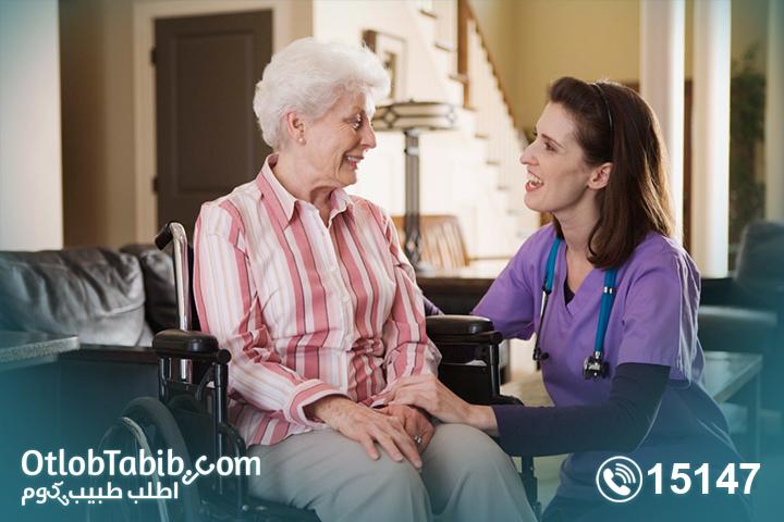 مسن في منزلك؟ إعرف أهم النصائح لـ رعاية المسنين والاهتمام بهم