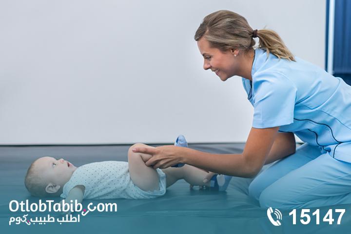 هل يعاني طفلك مع التوازن؟ تعرف على العلاج الطبيعي للاطفال للمشي