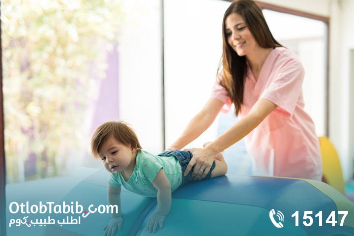 الشلل الدماغي وأهمية العلاج الطبيعي للاطفال للمشي والحركة