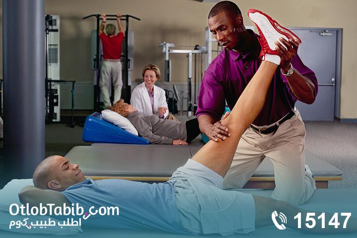 هل تتعرض للشد العضلي مع الرياضة؟ تعرف على علاجه مع اخصائي علاج طبيعي اصابات ملاعب رياضية
