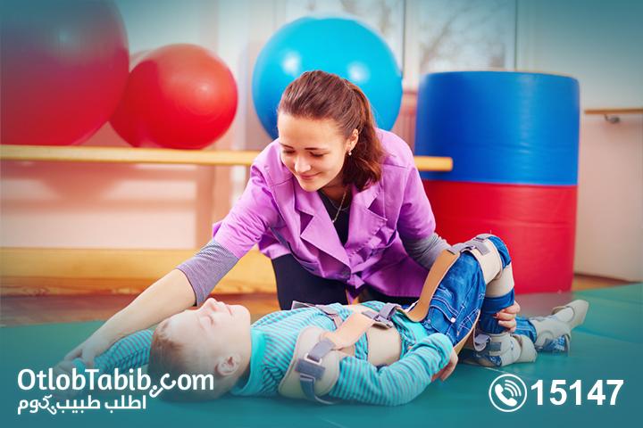 أهمية جلسات علاج طبيعي على الجسم لمرضى الضمور العضليّ