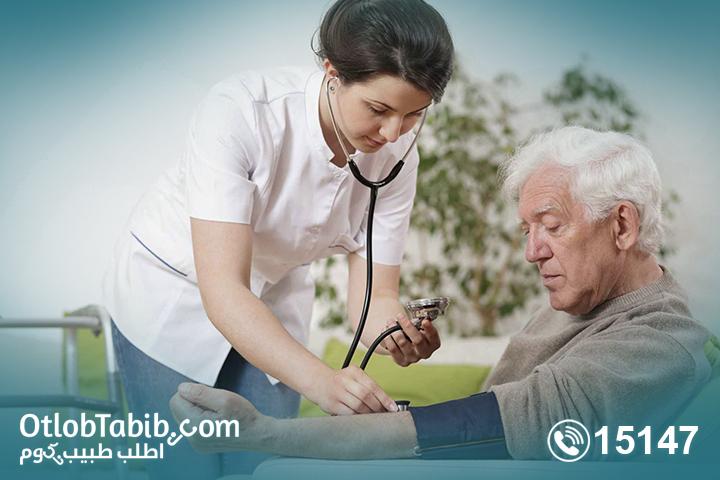 7 فوائد ومميزات لخدمة  التمريض المنزلى لمرضى باركنسون