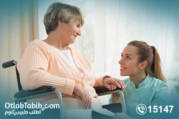 هل تعتني بمريض الزهايمر جيدًا؟ استعن بـ خدمة تمريض منزلي