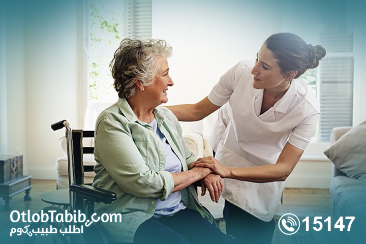 أهمية تواجد تمريض منزلي مع مرضى قرح الفراش لرعايتهم