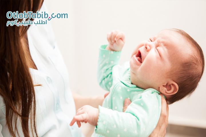 مخاطر و اضرار هز الطفل الرضيع حديث الولاده وكيفية تجنب هز الطفل لينام